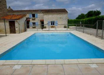 Thumbnail 8 bed property for sale in Saint Fraigne, Poitou-Charentes, France