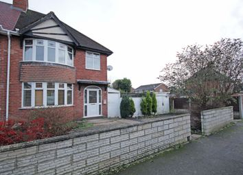 Thumbnail 3 bed semi-detached house to rent in Bretlands Way, Stapenhill, Burton-On-Trent