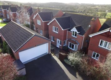 Thumbnail 4 bed detached house for sale in Hawthorne Drive, Thornton, Coalville