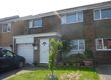 Thumbnail 4 bed property to rent in Conrad Close, Swindon