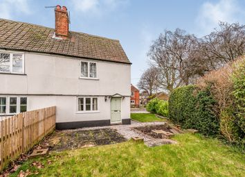Thumbnail 2 bed end terrace house for sale in The Island, Devizes