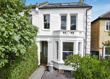 Thumbnail 2 bed flat for sale in 115 Byrne Road, London