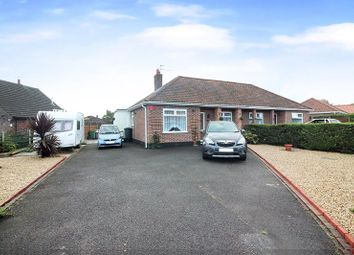 Thumbnail 2 bedroom semi-detached bungalow for sale in Breck Road, Norwich