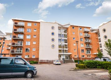 Thumbnail 1 bedroom flat for sale in Penstone Court, Chandlery Way, Cardiff