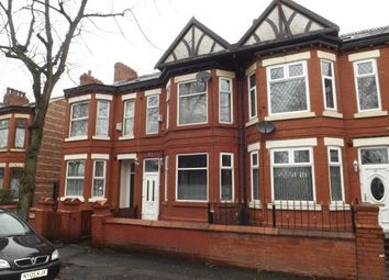 Thumbnail 3 bed terraced house for sale in East Road, Manchester