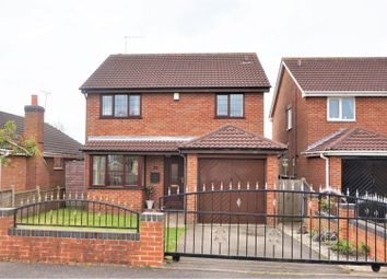 Thumbnail 4 bed detached house for sale in Cedar Park Drive, Chesterfield