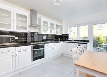 Thumbnail 4 bed terraced house to rent in Rochelle Close, Battersea, London