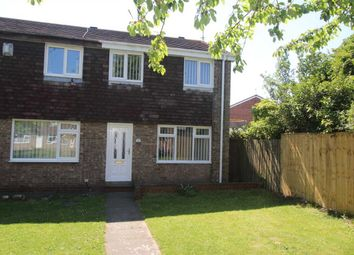 Thumbnail 3 bed terraced house for sale in Oswestry Place, Eastfield Green, Cramlington