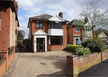 Thumbnail 3 bedroom detached house for sale in Chilton Road, Ipswich