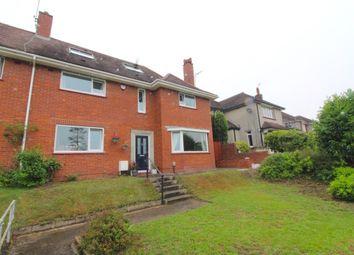 4 bed semi-detached house for sale in Derwen Fawr Road, Derwen Fawr, Sketty, Swansea SA2