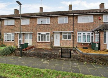 Thumbnail 3 bed terraced house for sale in Oxford Road, Tilgate, Crawley, West Sussex