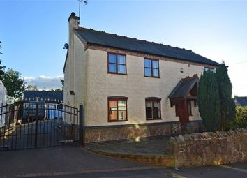 Thumbnail 4 bedroom detached house for sale in Church Lane, Ratby, Leicester