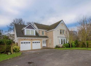 Thumbnail 5 bed detached house for sale in Adia Road, Torryburn, Dunfermline