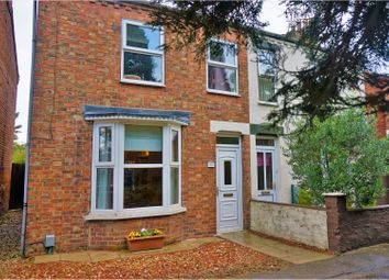Thumbnail 2 bed semi-detached house for sale in Elizabeth Terrace, Wisbech