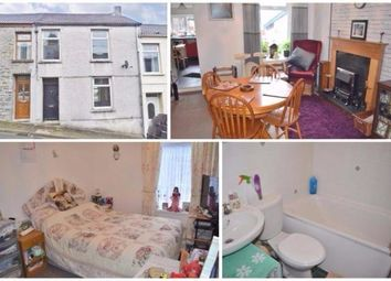 Thumbnail 3 bed terraced house for sale in Mountain Road, Aberdare