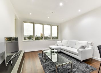 Thumbnail 1 bed flat for sale in Morton Apartments, Lockside Way, London
