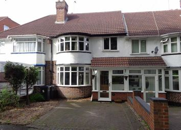 Thumbnail 3 bedroom terraced house for sale in Old Farm Road, Stechford, Birmingham