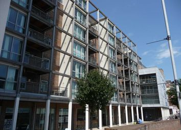 Thumbnail 1 bed flat to rent in Gloucester House, Queen Street, Portsmouth