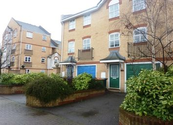 Thumbnail Terraced house to rent in Aaron Hill Road, London