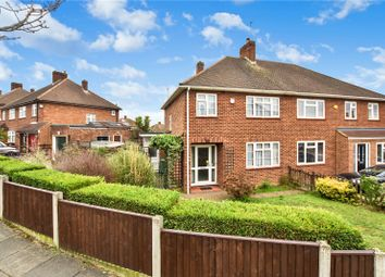 Thumbnail 3 bed semi-detached house for sale in Brookdale Road, Bexley, Kent
