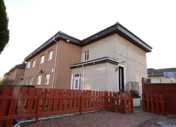 Thumbnail 3 bed flat for sale in Moulin Terrace, Glasgow