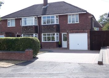 3 bed semi-detached house for sale in Ashfurlong Crescent, Sutton Coldfield B75