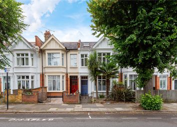 Sedgeford Road, London W12. 4 bed terraced house