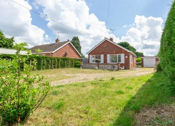 Thumbnail 3 bed detached bungalow for sale in The Street, Little Snoring, Fakenham