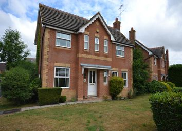 Thumbnail 3 bed detached house to rent in Derwent Avenue, Didcot, Oxfordshire
