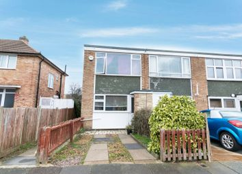 Thumbnail 2 bed end terrace house for sale in Norwich Road, Leicester