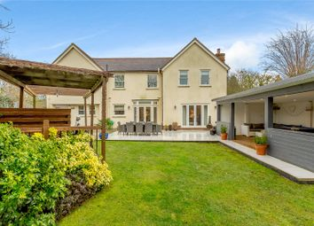Thumbnail 5 bed detached house for sale in Spring Lane, Bassingbourn, Royston, Hertfordshire