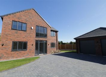 Thumbnail 5 bed detached house for sale in Plot 14 Fullerton Court, Vale Road, Thrybergh, Rotherham, South Yorkshire