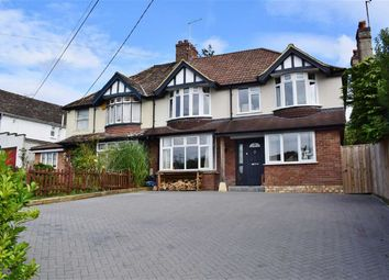 Thumbnail 4 bed semi-detached house for sale in Rowden Hill, Chippenham, Wiltshire