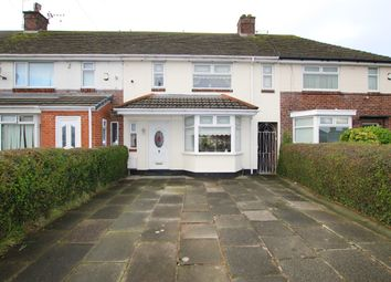 Thumbnail 2 bed terraced house for sale in Kirkstone Avenue, St Helens, Merseyside