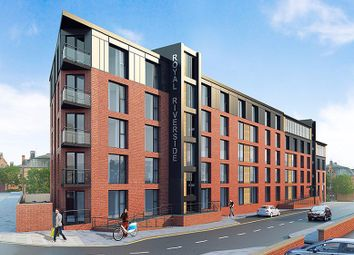 Thumbnail 1 bed flat for sale in Royal Riverside, Priestly Street, Sheffield