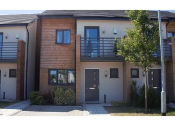 Thumbnail 2 bed semi-detached house for sale in Hawksbill Way, Peterborough
