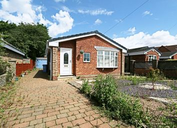 Thumbnail 2 bed bungalow for sale in Dunkeld Drive, Hull