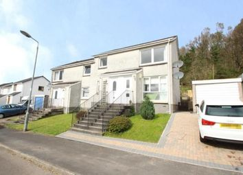 Thumbnail 2 bedroom flat for sale in Lochiel Drive, Milton Of Campsie, Glasgow, East Dunbartonshire
