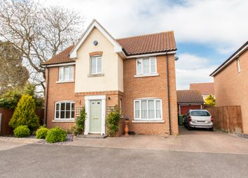 Thumbnail 4 bed detached house for sale in Nelson Road, Ashingdon