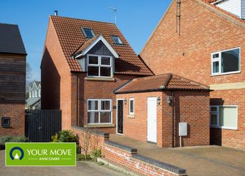 3 bed detached house for sale in Bakery Yard, Millfield Lane, York YO10
