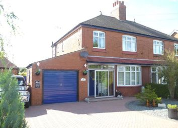 Thumbnail 3 bed semi-detached house to rent in Clive Lane, Winsford