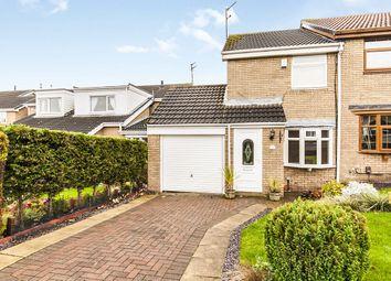 Thumbnail 2 bedroom semi-detached house for sale in Goldlynn Drive, East Moorside, Sunderland