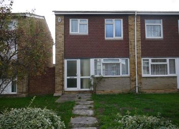 Thumbnail 3 bed property to rent in Birch Close, Patchway, Bristol