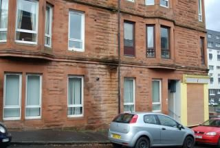 Thumbnail 2 bed flat to rent in Macdonald Street, Rutherglen, Glasgow