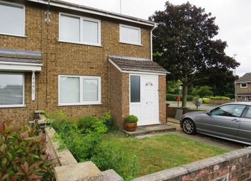 Thumbnail 3 bed semi-detached house for sale in Castle Close, Corby