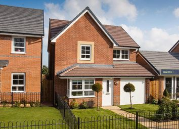 """Thumbnail 3 bed detached house for sale in """"Derwent"""" at Station Road, Methley, Leeds"""