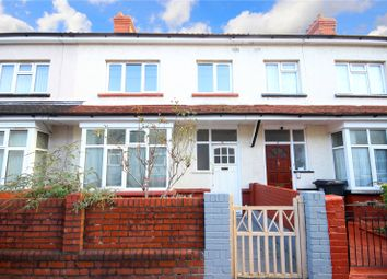 Thumbnail 3 bed terraced house to rent in St Werburghs Road, St Werburghs, Bristol, City Of