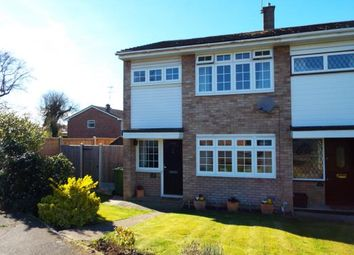 Thumbnail 3 bed semi-detached house for sale in Longtail, Billericay