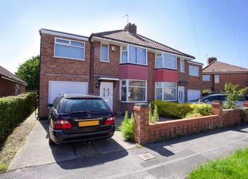 Thumbnail 4 bed semi-detached house to rent in Reighton Drive, York