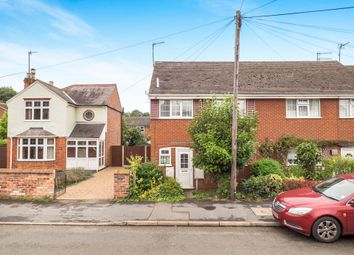 Thumbnail 3 bedroom end terrace house for sale in Station Road, Castle Donington, Derby
